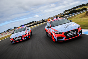 WorldSBK Safety Car