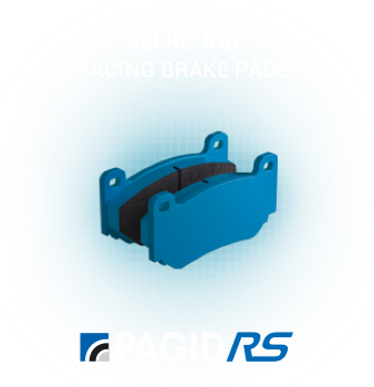 RACING BRAKE PAD RS