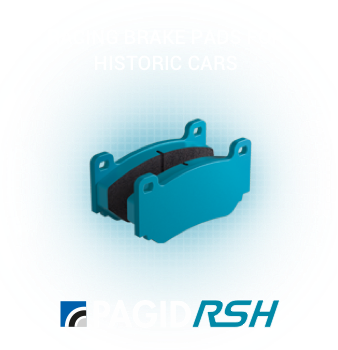 RACING BRAKE PAD RSH